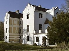 Zsennye Bezerédy kastély Heart Of Europe, Budapest Hungary, Czech Republic, Homeland, Austria, Palace, Medieval, Buildings, Castle