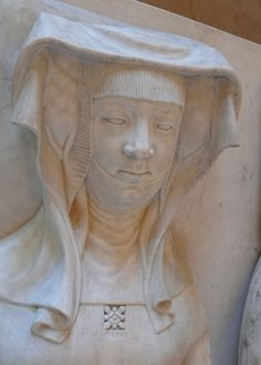 Isabella of Valois Duchess of Bourbon (1313-1383),daughter of the founder of the Valois dynasty Charles Count of Valois, and her husb...