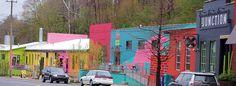 Image result for asheville nc arts district