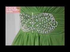 Take a look at this beautiful green #FormalDress in this video! Green is one of the colors of the year, so if you haven't considered it then now is the time! Ruched Low Cut V Neck Formal Dress $108 Order yours here: http://www.outerinner.com/ruched-low-cut-v-neck-formal-dress-pd-08695-0.html?k=08695
