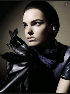 #LisaVerberght by Emma Summerton for #VogueItalia August 2014