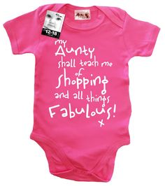 @phscnior2005 when you decide to have babies and if you have a baby girl I will get her this onesie!