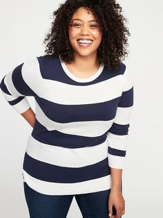 0a52b77f691a2 Plush-Knit Open-Front Plus-Size Sweater in 2019