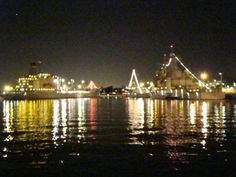 Pearl Harbor Holiday Lights