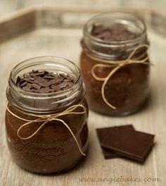 Cokoladovo-kokosovy chia puding