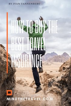 Going away on a backpacking trip is always fun but picking travel insurance can be really confusing. Here're tips on how to buy the best travel insurance! Travel Advice, Travel Guides, Travel Tips, Travel Destinations, Travel Essentials, International Travel Insurance, Best Travel Insurance, Insurance Business, Trip Insurance