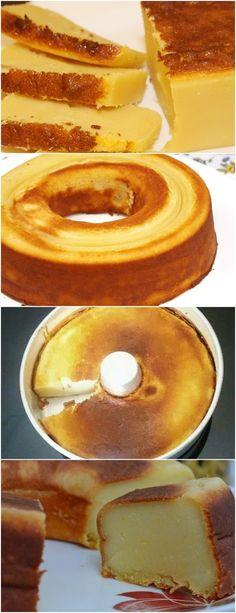 O melhor bolo de leite do mundo!! No liquidificador bata os ovos bem batido. #receita#bolo#torta#doce#sobremesa#aniversario#pudim#mousse#pave#Cheesecake#chocolate#confeitaria Food Cakes, Mousse, Portuguese Recipes, Cupcake Cookies, Doughnut, Cake Recipes, French Toast, Diy And Crafts, Pancakes