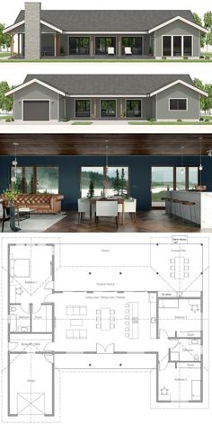 Small House Plan, Home Plans, Floor Plans, House Layout Plans, Lake House Plans, New House Plans, Dream House Plans, Modern House Plans, Small House Plans, House Layouts, House Floor Plans, House Design Plans