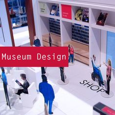 With a multidisciplinary team of museum exhibition designers we brainstorm contemporary museum design ideas and cutting-edge, sustainable technology displays to create unique museum design concepts that inspire, interact and educate.