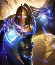 Doctor Fate from Injustice 2 Mobile Doctor Fate 6 Soul Eater Evans, Soul Eater Stein, Soul Eater Blair, Arte Dc Comics, Dc Comics Superheroes, Dc Comics Characters, Injustice 2, Young Justice, Anime Comics