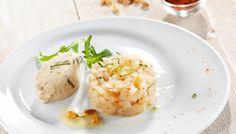 Recette : Tartare de Saint-Jacques au citron vert, mousse d'artichaut - Recette Institut Paul Bocuse