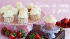 Hola! La crema que os enseño a preparar esta semana es perfecta para rellenar, cubrir bizcochos sin fondant y decorar cupcakes. Como lleva gelatina neutra es...