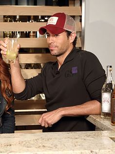 Easter Cocktail Recipe from Enrique Iglesias & People.com