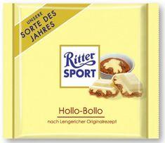 RITTER SPORT Fake Schokolade Hollo-Bollo