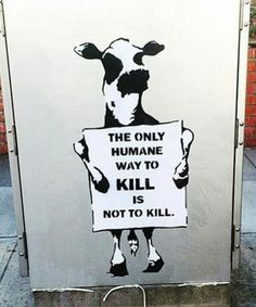 "there's no ""humane"" way to kill SomeONE who does not want to die."
