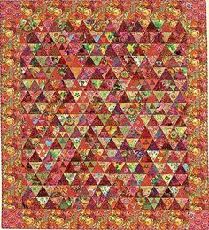 FRUIT SALAD from Kaffe Fassett Quilts en Provence