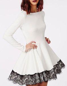 vestido de empalme 24