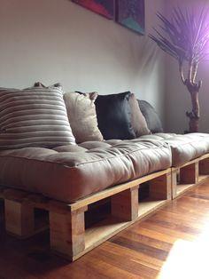 Sillón #design #couch #recycle #ecodesign