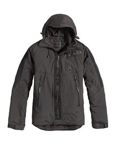 Musto has a peerless reputation for technical innovation in sailing, equestrian and country sports clothing. This range is inspired by that approach  to functionality presented in a contemporary range of lifestyle clothing and the Spirit Jacket is waterproof and breathable, with seam tapes for added protection and a fully adjustable hood, waist and hem.