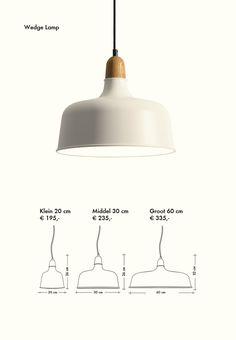 Product Information Wedge Lamp - Sjoerd Vroonland