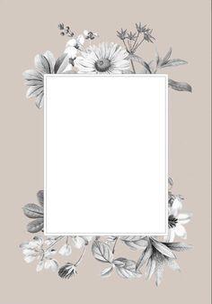 Pin by Lauren Vigil on Art in 2021   Iphone wallpaper vintage hipster, Photo frame wallpaper, Flower background wallpaper