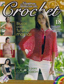 Nuestras Tecnicas de Crochet 18 - Alejandra Tejedora - Picasa Web Albums