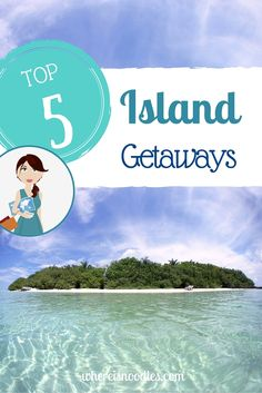 Are you a beach-bum? Check out my top five island getaways, from chilled out Koh Rong to the tropical paradise of Zanzibar...which one made the top spot?