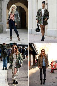 HOW TO WEAR: CAMO JACKET  #Fashion #Fashionista #Style