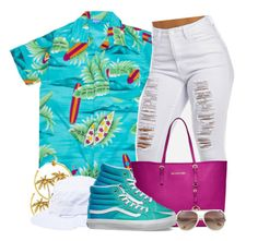 """""""3-23-15"""" by no-flex-zone ❤ liked on Polyvore featuring Juicy Couture, MICHAEL Michael Kors, Michael Kors, Rothco and Vans"""