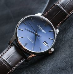 Christopher Ward C9 Harrison 5-Day Automatic Watch Review and Debut Watch