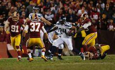 Photos: Seahawks at Redskins