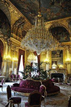 Napoleon's Apartments - Louvre, Paris