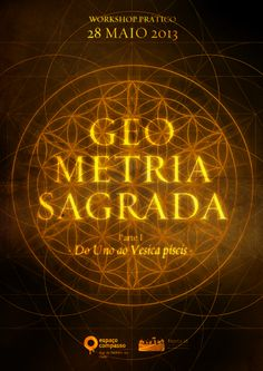 Sacred Geometry event Poster
