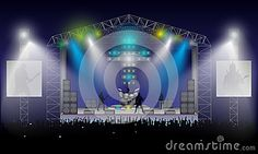 Download Rock Concert. Vector. Stock Photography for free or as low as $0.20USD. New users enjoy 60% OFF. 20,682,332 high-resolution stock photos and vector illustrations. Image: 36524572