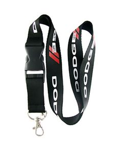 5d52a53afee2f Dodge Keychain Lanyard Badge Holder Dodge Lanyard key holder Perfect for  cell phone ID Badge Holder and more Dimensions 20 x 1 in.