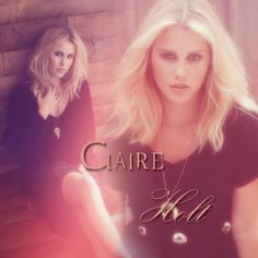 Claire Holt, actress and a beautiful woman.