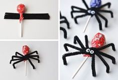 Best of Halloween DIY projects Dulceros Halloween, Halloween Food Crafts, Halloween Class Party, Halloween School Treats, Manualidades Halloween, Halloween Birthday, Halloween Projects, Diy Halloween Decorations, Diy Projects