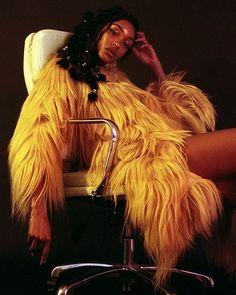 "midnight-charm: "" Jourdan Dunn photographed by Ronan McKenzie for Wonderland Magazine Winter 2016 Stylist: Matthew Josephs Hair: Virginie P Moreira Makeup: Daniel Sallstrom """