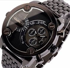 http://www.glitzglamfashion.bigcartel.com Men's Watches