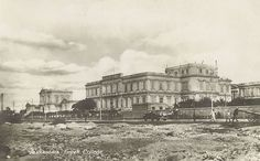 The Greek College, Alexandria, Egypt (photographed 1880s-1940s - Image courtesy of Marie Anne Marandet).