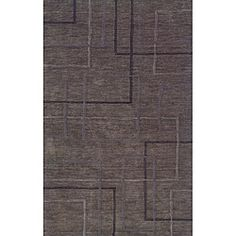 Solano Grey Black Contemporary Area Rug 8 X 10 By Style Haven