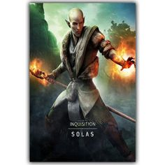 Dragon Age Inquisition Posters