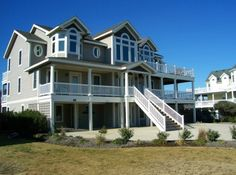 House vacation rental in Corolla, Outer Banks, NC  from VRBO.com! #241917 good for Bunco, ocean view,