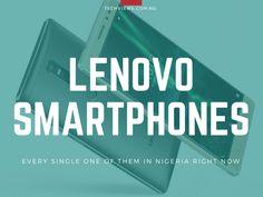 Lenovo Phones in Nigeria