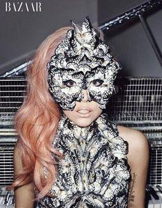 Alexander Mcqueen: Lady Gaga