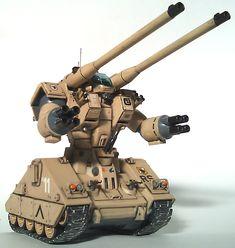 バンダイ ガンタンク 5