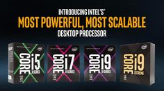 "Intel released a new set of processors that are so ""extreme"" it broke out the i9 branding for the first time. Until now, Intel's Core [...]"