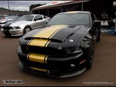 Barrett-Jackson Auto Auction Scottsdale - 2012 Ford Mustang Shelby Super Snake 50th Anniversary