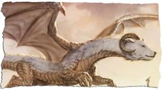 DAoC Anniversary Art Work - Midgard Dragon