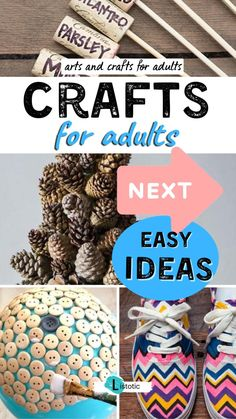 Arts And Crafts For Adults, Creative Arts And Crafts, Adult Crafts, Easy Diy Crafts, Cute Crafts, Fun Diy, Assisted Living Activities, Nursing Home Activities, Summer Activities